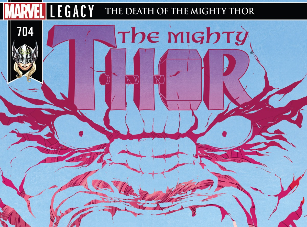 The Mighty Thor #704