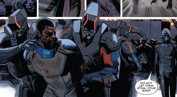 Black Panther (2018-) 001-023
