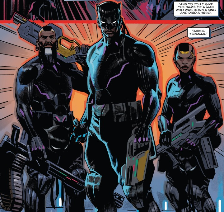 Black Panther (2018-) 001-032