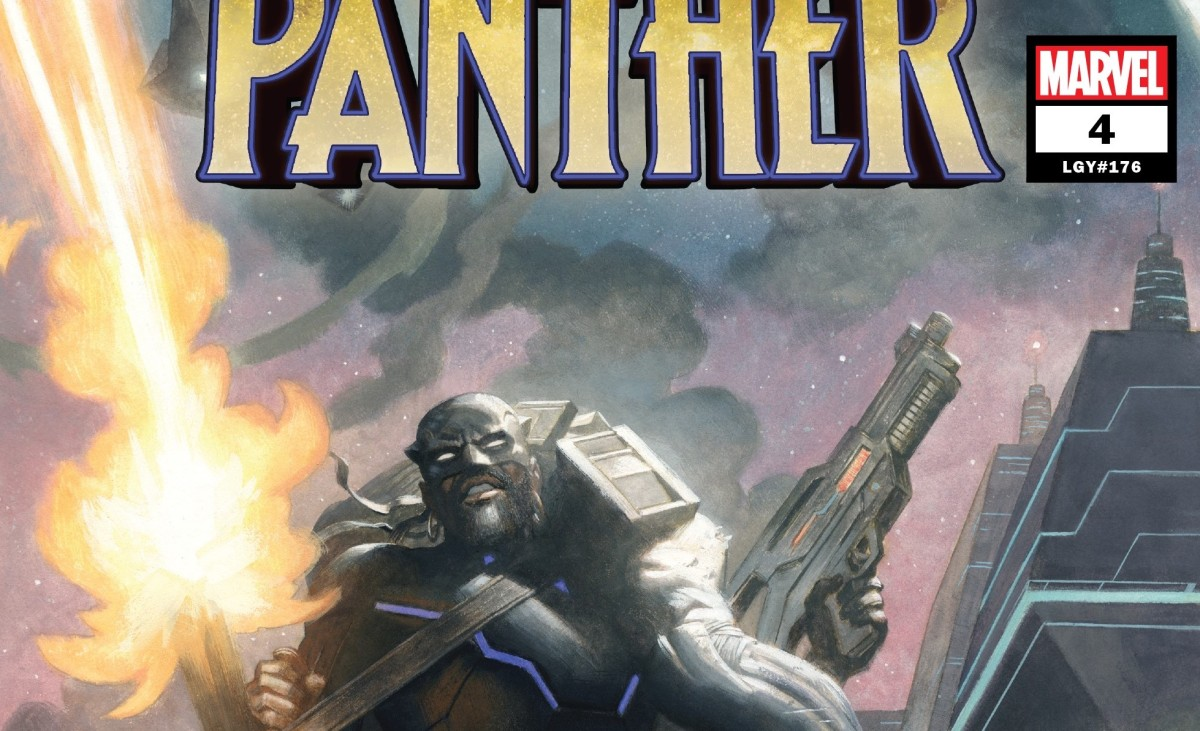 Black Panther #4