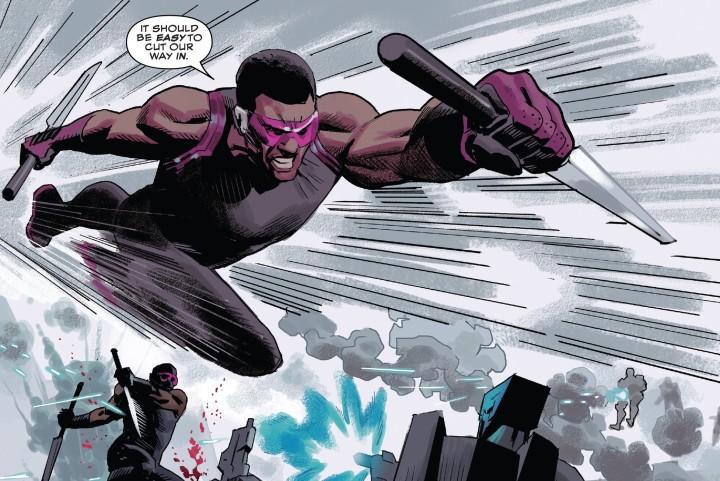 Black Panther (2018-) 004-006